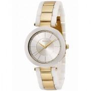 DKNY Quartz Silver Dial Women Watch-NY2289I