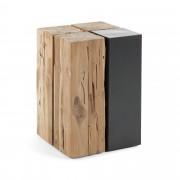 Kave Home Mesa de apoio Kwango 29 x 29 cm