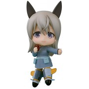 Nendoroid Strike Witches 2 Eila Ilmatar Juutilainen Complete Action Figure Model Phat Good Smile Company