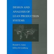 Design&analysis of lean production systems (wse)