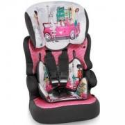 Детско столче за кола Lorelli X-Drive Plus, Pink Tour, 074097