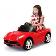 Auto A Bateria Ferrari F12 Nuevos 12v Rojo Rastar