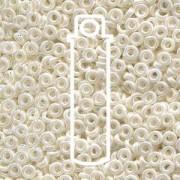 Miyuki Spacer - Ivory Ceylon 3x1.3mm 8 gram