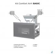 MCZ Kit Comfort Air Basic
