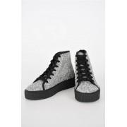 Maison Margiela MM6 Sneakers Alte Glitterate taglia 35