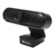 Sandberg USB Webcam 1080P HD, Black