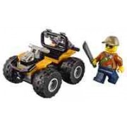 LEGO City Jungle 30355 Jungle ATV
