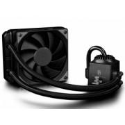 "Cooler Procesor DEEPCOOL universal., soc LGA20xx/1366/115x & AMx/FMx, AL+Cu+lichid, 1x TF 120 fans & RGB LED strip, 150W, ""CAPTAIN 120EX RGB"""