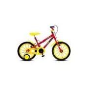 Bicicleta Infantil Colli MTB Hot Aro 16 Vermelho Masculino - 102
