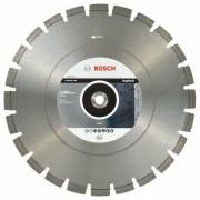 Диск диамантен за рязане Best for Asphalt 400 x 20,00 x 3,2 x 12 mm, 2608603786, BOSCH
