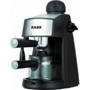 Espressor Manual Zass ZEM 06 800W 3.5bari Capacitate 2-4 cesti Negru