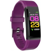 iPouzdro.cz Bluetooth fitness náramek - 115plus Purple