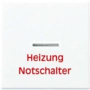 A 590 H WW - Wippe Aufs.Heizung/Notsch. für Kontrollschalter A 590 H WW - Aktionspreis - 1 Stück verfügbar