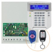 SISTEM ALARMA WIRELESS PARADOX MG5050CU+K32LCD++ REM1