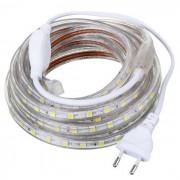 Fita LED 127v / 220v - 5050 Bobina Com 05 Metros - NÃO NECESSITA DE FONTE