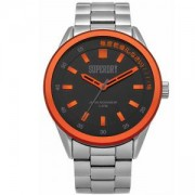 Унисекс часовник Superdry Regent Corporal SYG207BSM