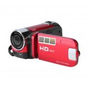 EB 2,7 'cámara De Alta Definición 720p De Vídeo Digital HD100-Rojo