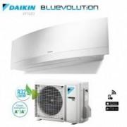 Daikin CLIMATIZZATORE CONDIZIONATORE DAIKIN INVERTER EMURA WHITE WI-FI FTXJ35MW R-32 BLUEVOLUTION A++ 12000 BTU