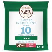 7кг Limited Ingredients Adult Small Dog Nutro, суха храна за кучета, с агнешко