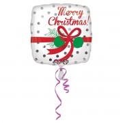 Balon Merry Christmas 43 cm