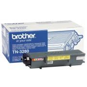 Toner, black, BROTHER TN3280