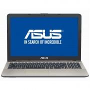 "Notebook Asus X541NA, 15.6"" HD, Intel Celeron N3350, RAM 4GB, HDD 500GB, Endless OS, Negru"