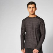 Myprotein Dry-Tech Infinity Long-Sleeve T-Shirt - Slate Marl - L