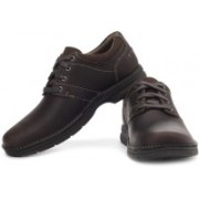 Clarks Senner Place Corporate Casuals For Men(Brown)
