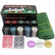 REGAL Poker Set Casino Game - 200 Poker Chips by