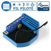 Module Fil Pilote encastrable Z-Wave Plus - QUBINO