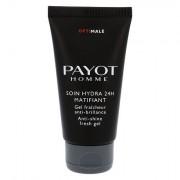 PAYOT Homme Optimale Anti-Shine Fresh Gel gel idratante per il viso 50 ml uomo