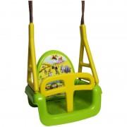 Leagan Multifunctional 3 in 1 Tega Baby Safari Verde