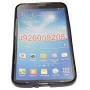 Силиконов гръб ТПУ за Samsung Galaxy I9200 Mega 6.3 Черен