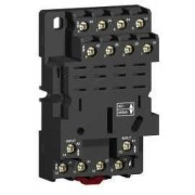 Soclu Releu Rh, Conectare Cu Suruburi RHZ21 - Schneider Electric