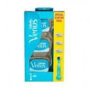 Gillette Venus sada holicí strojek 1 ks + náhradní hlavice 3 ks pro ženy