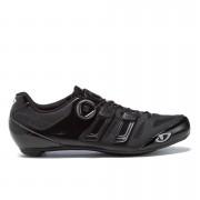 Giro Sentrie Techlace Road Cycling Shoes - Black - EU 45/UK 10 - Black