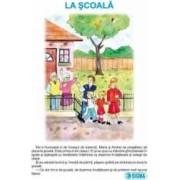 Set - Carte uriasa- Cls 1 sem 1 La Scoala+In famile+Iarna