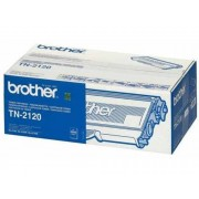 Brother Cartucho de tóner Original BROTHER TN2120 Negro 2.600 páginas para BROTHER DCP-7030, 7040, 7045, HL-2140, 2150, 2170, MFC-7320, 7440, 7840,...