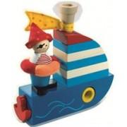 Resigilat - Puzzle Corabia Piratilor - Haba