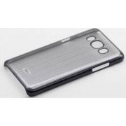 Skin Tellur Samsung Galaxy J5 2016 J510 Dungi Verticale Negru