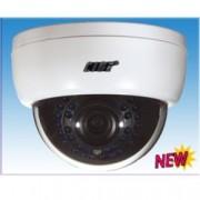 Аналогова камера CIGE DIS-805S7, куполна, 700 TVL, 2.8-12mm обектив, IR осветеност (до 30 метра), външна