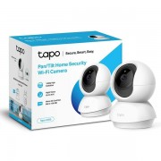 Tp-link (tapo C200) Pan/tilt Home Security Wi-fi Camera, 1080p, Night