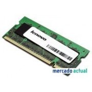 Lenovo - DDR3 - 2 Go - SO DIMM 204 broches - 1600 MHz / PC3-12800 - mémoire sans tampon - non ECC - pour B590; ThinkCentre M93; ThinkPad Edge E43X; E53X; ThinkPad T430; X131e Chromebook; X140