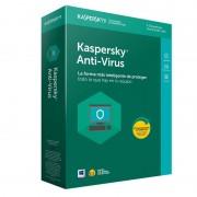 Kaspersky Lab Anti-Virus 2020 3 Dispositivo 1 Ano