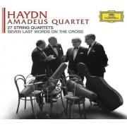 J. Haydn - 27 String Quartets (0028947781165) (10 CD)