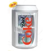 Mini chladnička ve tvaru plechovky - 10L / 12 plechovek