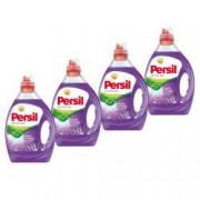 Detergent lichid Persil Color Gel Lavender 160 spalari 4x2L