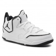 Pantofi NIKE - Jordan Courtside 23 (PS) AQ7734 100 White/Black/Black