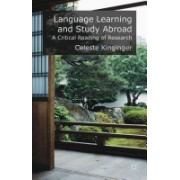 Language Learning and Study Abroad - A Critical Reading of Research (Kinginger Celeste)(Paperback) (9781137504548)