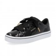 SKECHERS Sneaker Hi-Lite effetto lucido e soletta Memory Foam